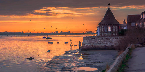 sunset sea england cloud storm water clouds bosham swan westsussex harbour britain sony united great kingdom alpha chichester lightroom 65a barryturner