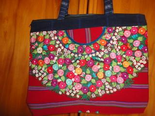Handbag, Made in Guatemala