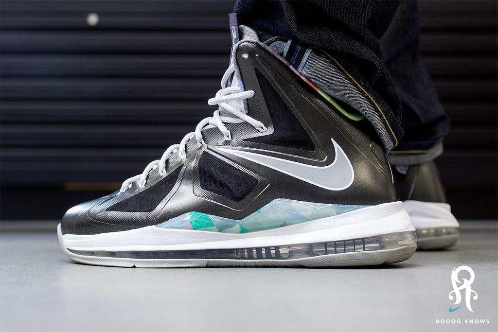 meet ac269 70831 ... Nike Lebron X Prism   by Rooog Knows