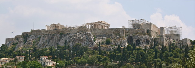 The Acropolis from the Agora