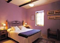 Habitación. Casa Rural Capilla San Clemente