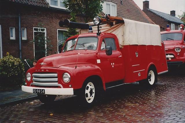 Opel Blitz 1.75 T 330 1958