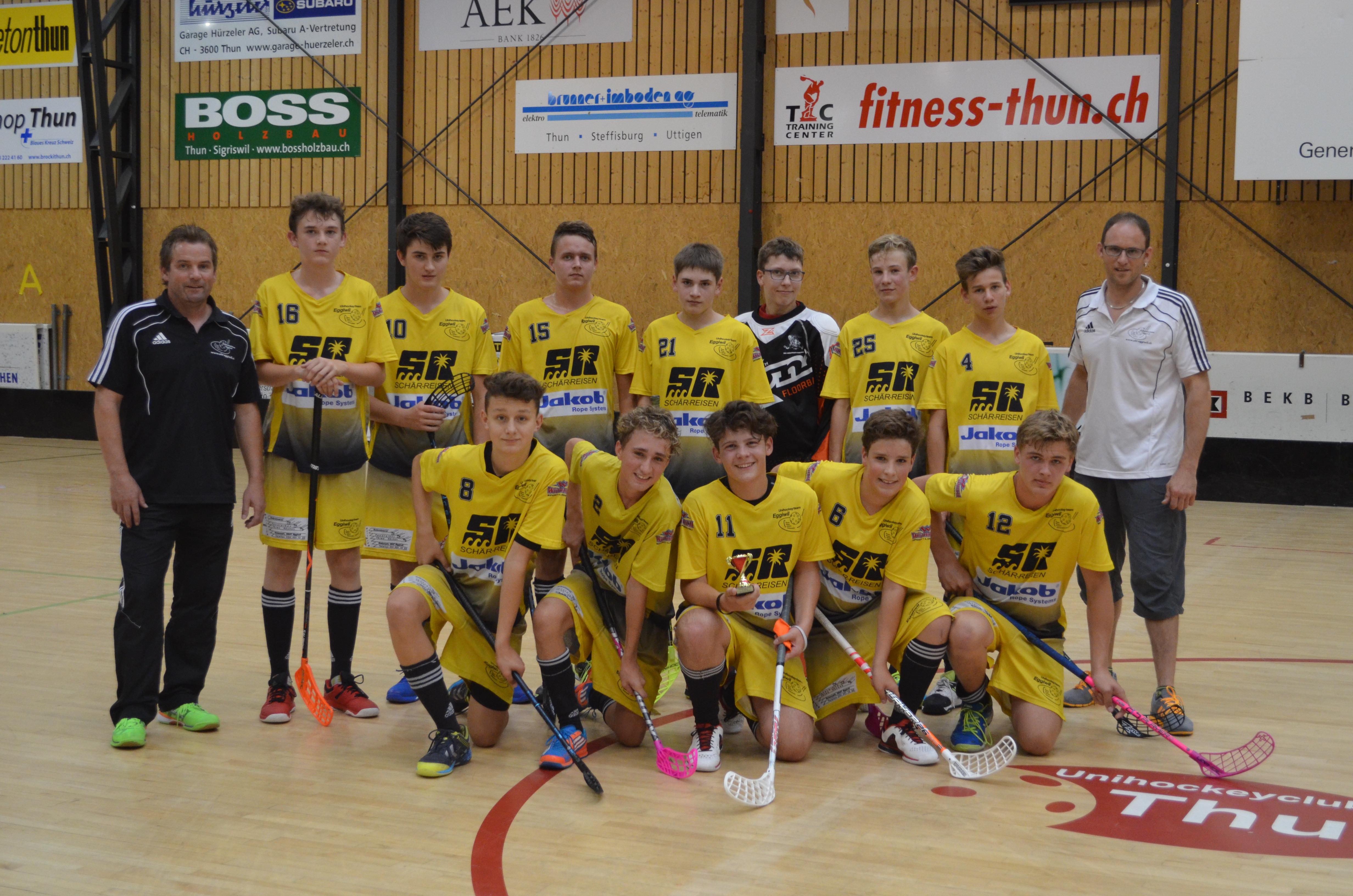 Junioren U16 - Thuner Cup 2016