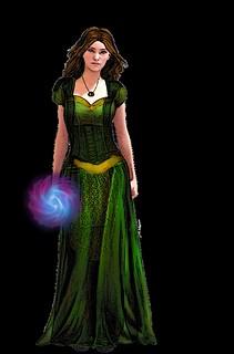 kalnaren's character