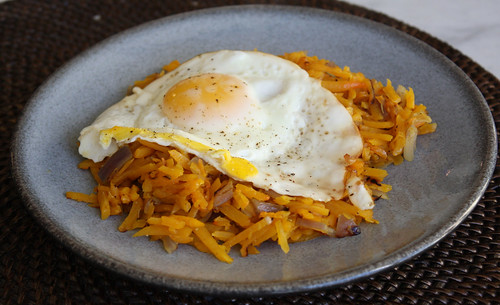 Butternut Squash Hash Browns | by kissmywhisk