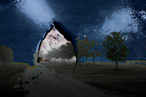trees photomanipulation landscape leaf digitalart surreal wardpark arteffects shockofthenew sharingart awardtree crazygeniuses exoticimage netartii
