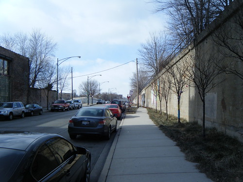 W 16th St looking west from Halsted St | by Preetha & James
