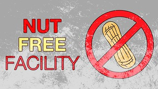 Nut Free Facility | by New Life Collingwood