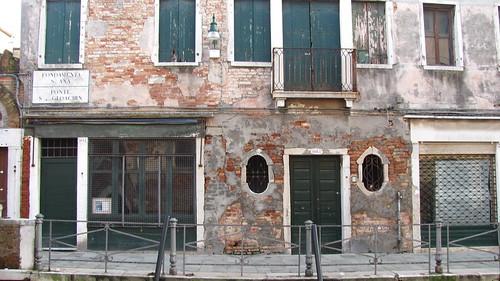 Venezia la metamorfosi del tempo