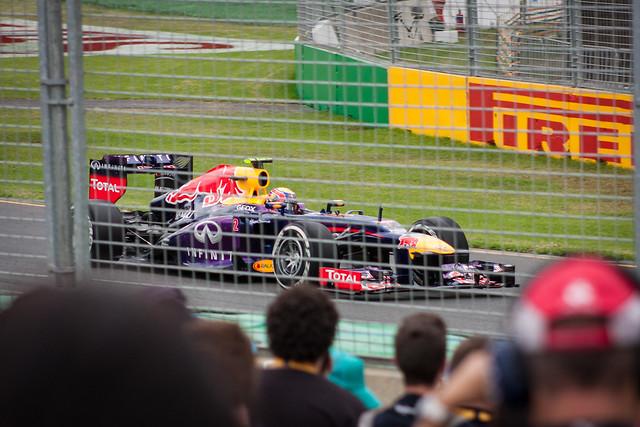 F1 Melbourne Grand Prix 2013