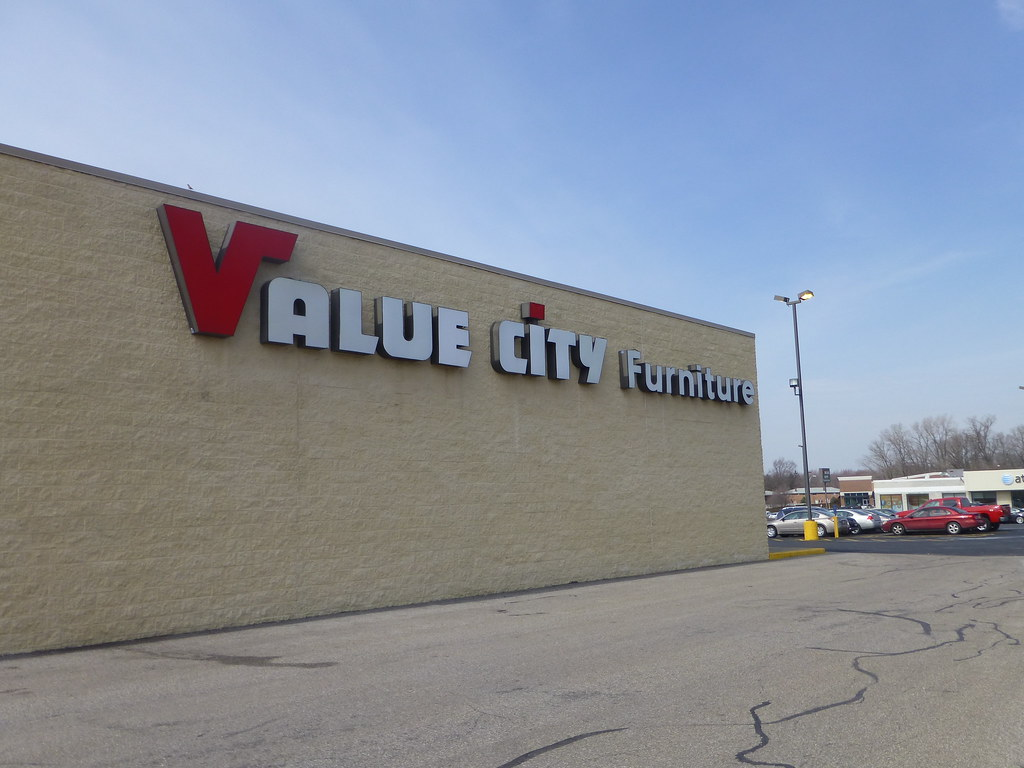 Value City Furniture In Akron Ohio A Former Children S