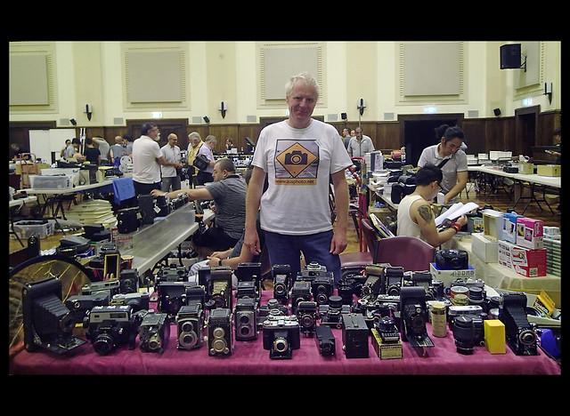 Melbourne Camera Fair (10 March 2013)