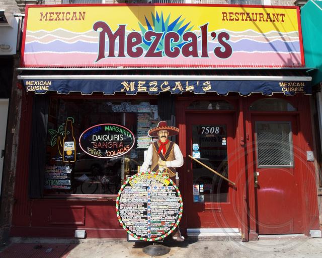Mezcal S Mexican Restaurant Bay Ridge Brooklyn New York
