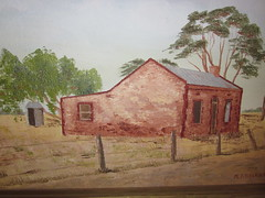 Cottage built in 1886 by Charles Earl, Mallala