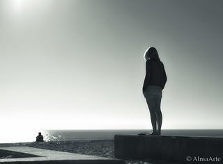 Distance | by Estefania Almarte