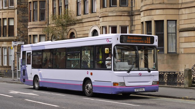 First Glasgow 42887 (SF05KXL)