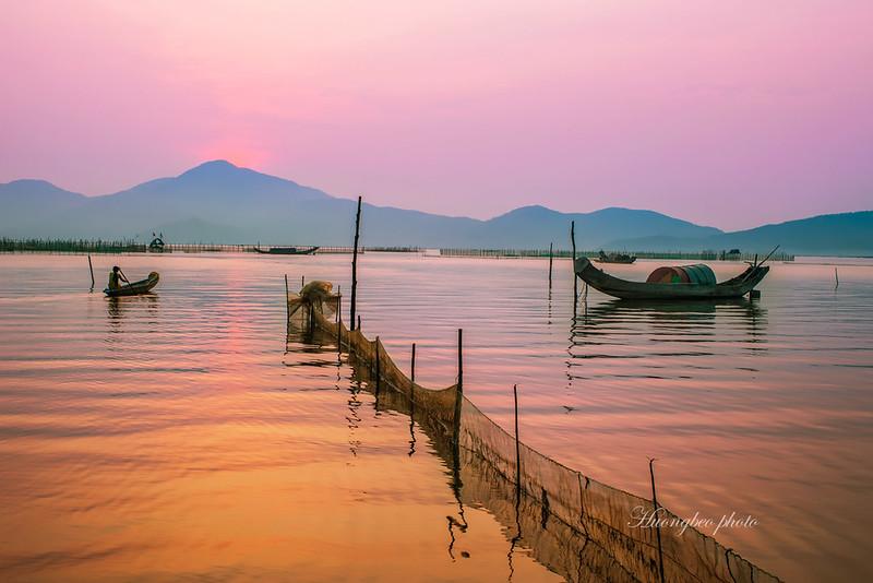 Cau Hai Lagoon,Hue 0516