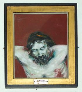 Head of Christ by Maggi Hambling