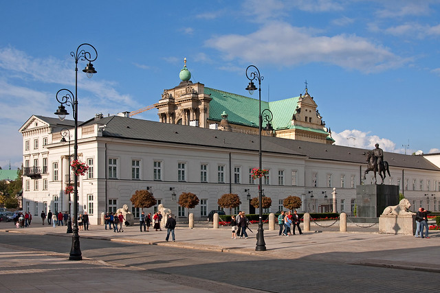 Warsaw_Old_Town 1.3, Poland