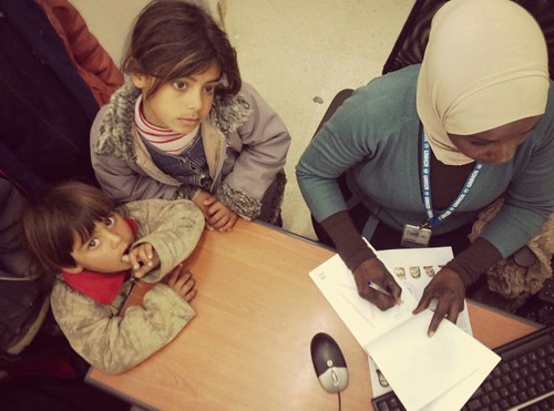 UNHCR News Story: Syrians in Jordan: preventing the most vulnerable from falling through the cracks | by UNHCR