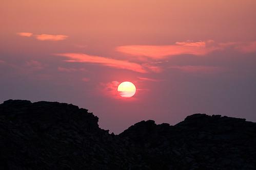 morning red summer sun mountains clouds sunrise colorado unitedstates evergreen rockymountains mountevanswilderness