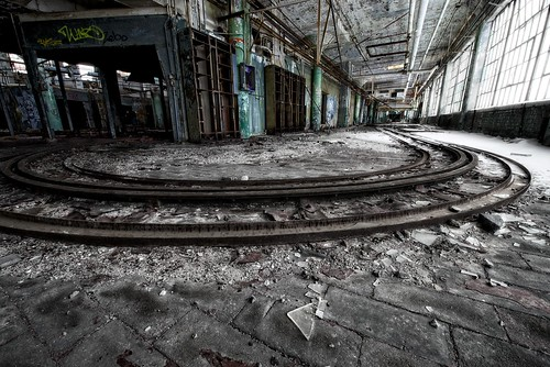 Fisher Body Plant #21 - Detroit, MI | by Mike Boening Photography