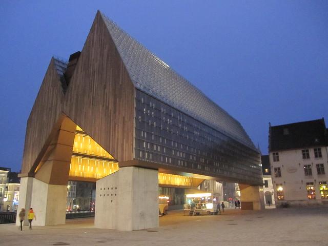 Gent - stadshal