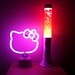 Hello Kitty lamps
