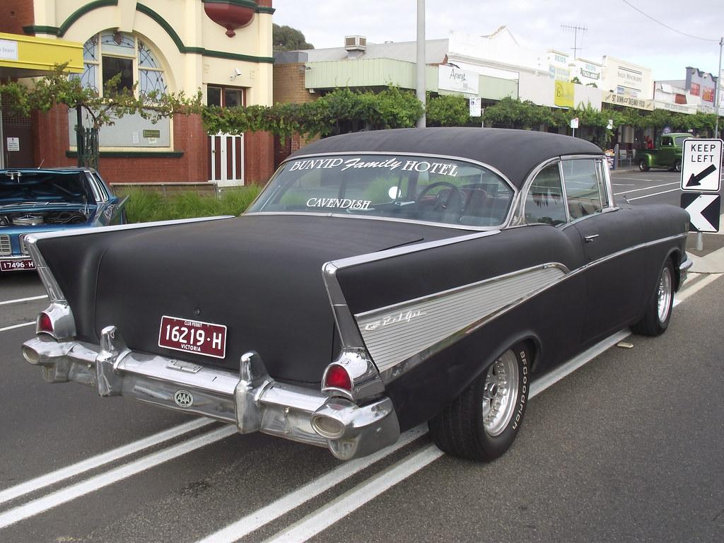 1957 Chevrolet Bel Release Fivem Maps | Ymap