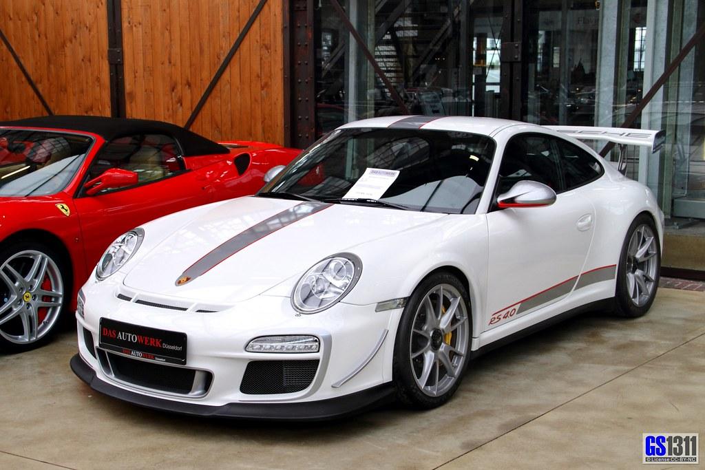 2011 Porsche 911 GT3 RS 4.0 | The 911 GT3 RS 4.0 is the ...