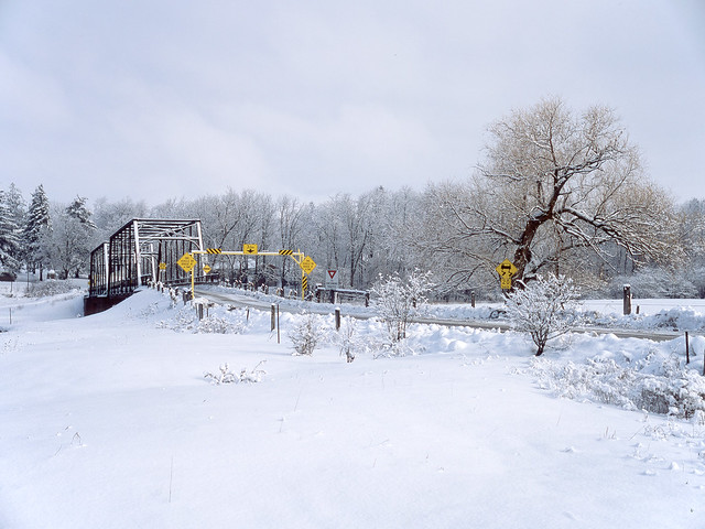 Conestogo Winter
