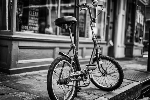 Big Little Kid Bike