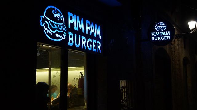 Pim Pam Burger