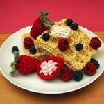 Amigurumi Waffles - revised version