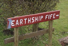 Earthship Fife