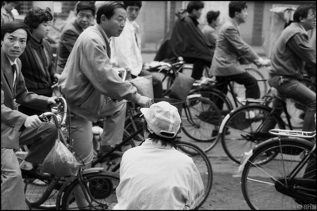 Shanghai上海1993 Part1 Xietu Road Luban Road 斜土路鲁班路-90