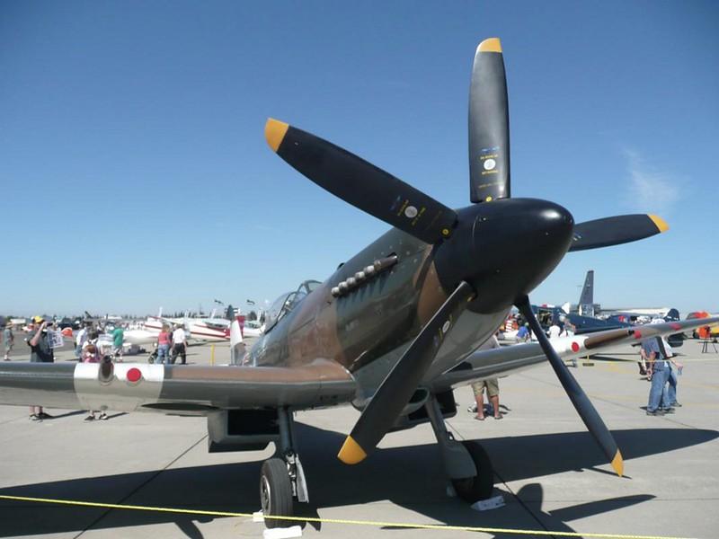 Supermarine Spitfire MK.XIV 133