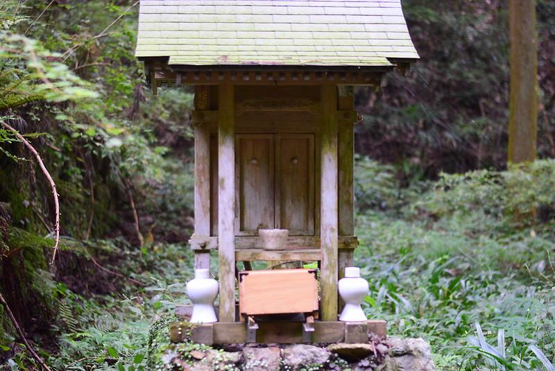 施福寺弘法大師姿見の井戸