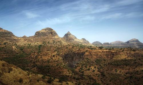 ethiopian landscape | by mariusz kluzniak
