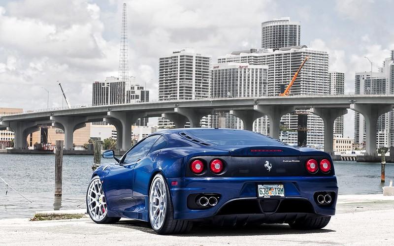 Ferrari F360 Spider2