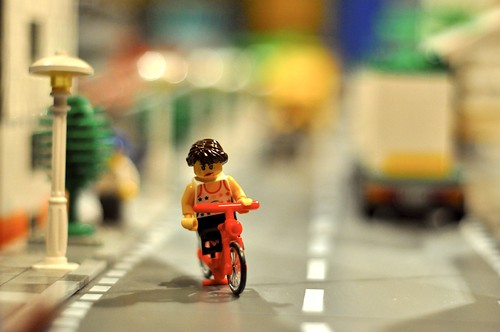 lego city-riding / 2013-02-28 | by nkpl