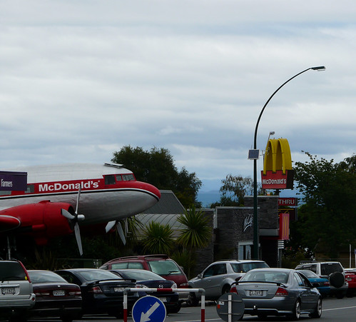 newzealand mcdonaldsrestaurants tauponewzealand