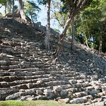 Honduras, ruinas de Copa?n 18