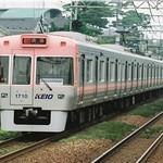 京王1000系サーモンピンク (2)