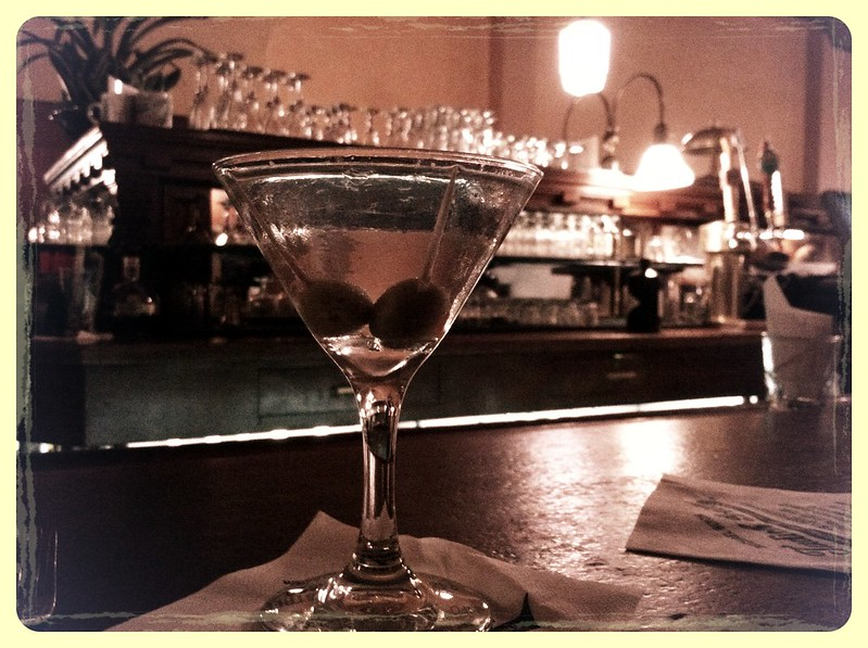 Hanger One Martini
