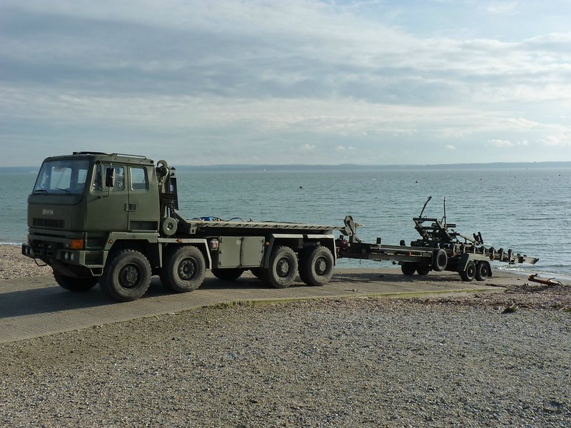 Royal Engineers at Work (1) - 19 March 2013