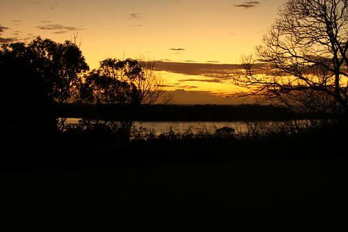 sky sunrise dawn daybreak urunga