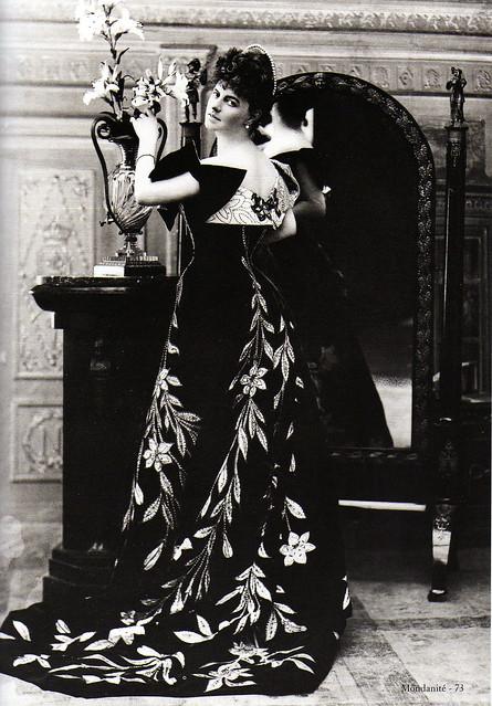 Comtesse Greffulhe (1860-1952) par Nadar [Explore du 23 mars 2013]