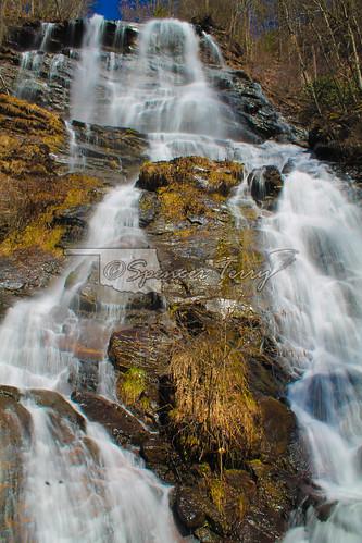 water georgia waterfall spring rocks amicalolafallsstatepark