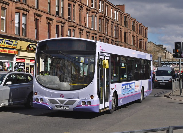 First Glasgow 65758 (SN03CLY)